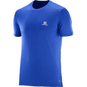 Salomon Cosmic Kortærmet T-shirt Herrer blå